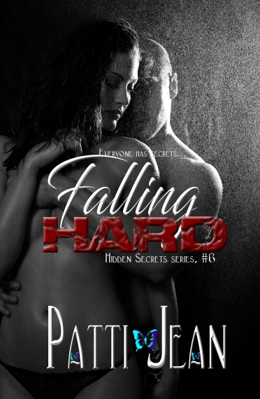 falling hard ecover